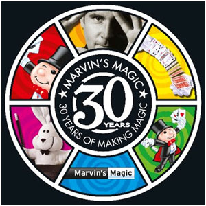 Logo-marvins magic