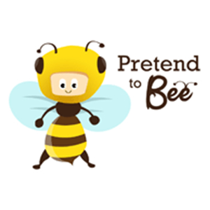 Logo-pretend to bee