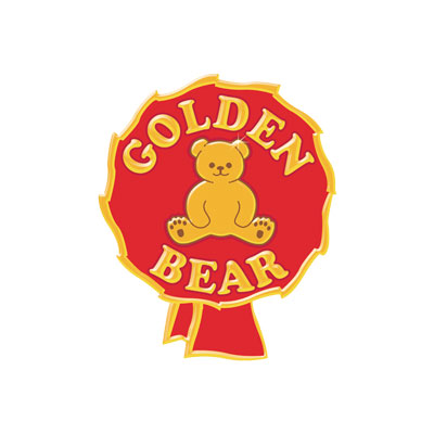 Logo-golden bear toys