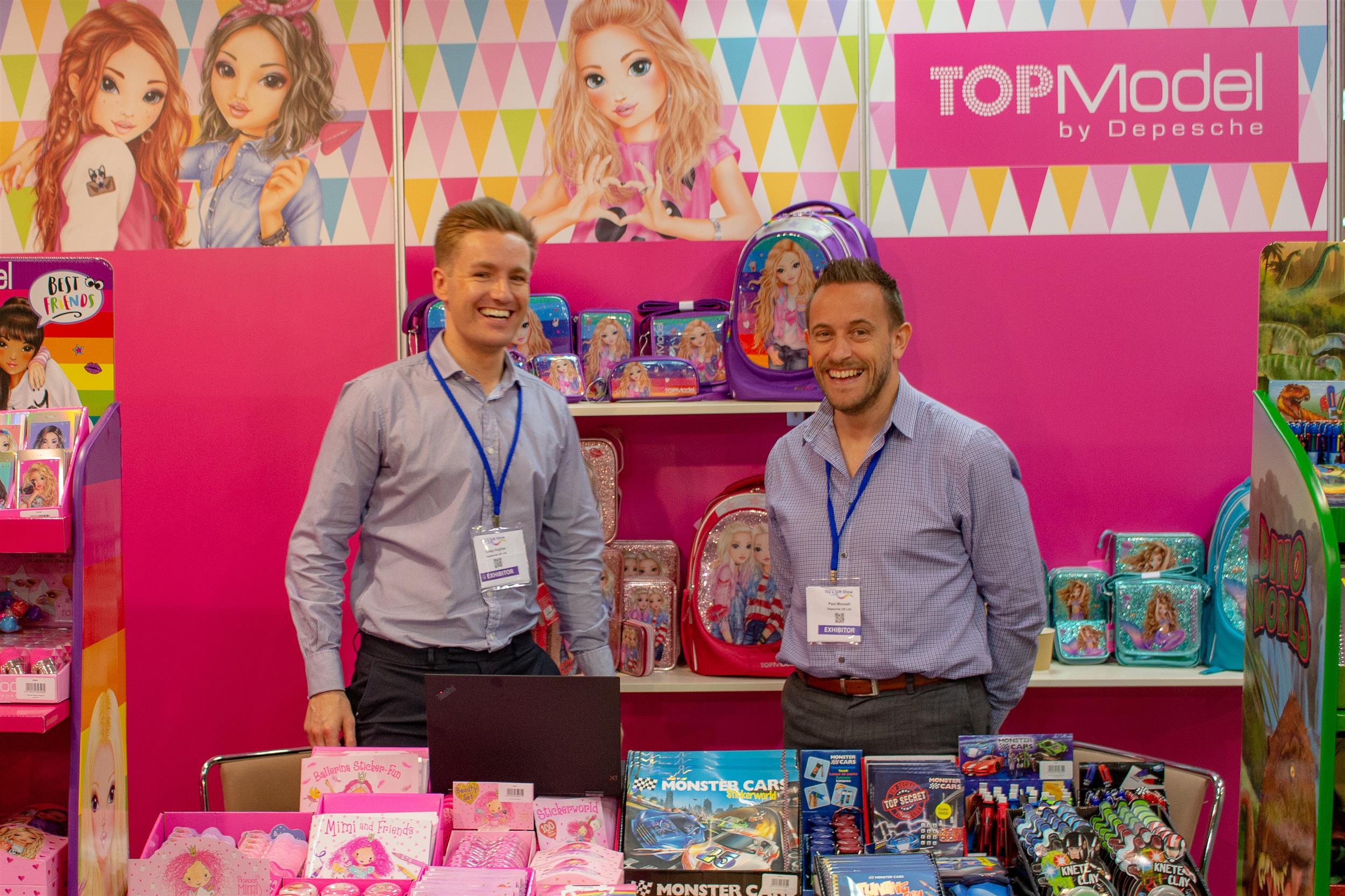 Independent Toy And Gift Show